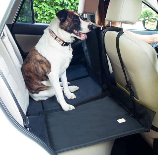 FrontPet Backseat Pet Bridge and Dog Car Back-Seat Extender